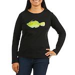 Scrawled Filefish Long Sleeve T-Shirt