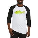 Scrawled Filefish Baseball Jersey