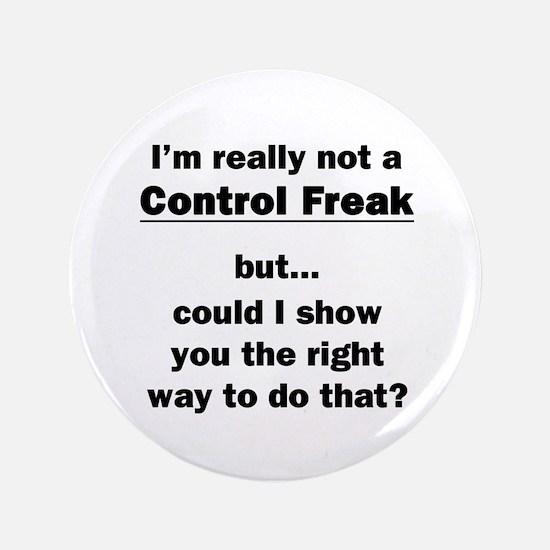 Control Freak Button