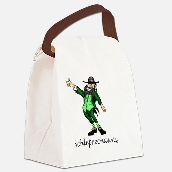 Schleprechaun Canvas Lunch Bag