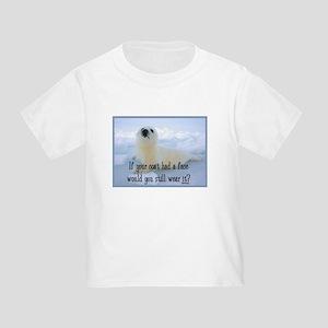Seal Coat Toddler T-Shirt