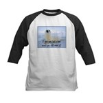 Seal Coat Kids Baseball Jersey