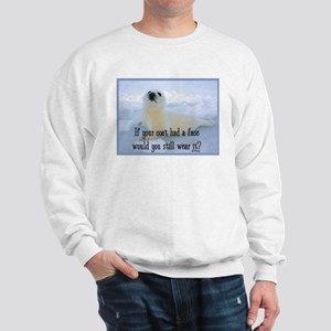 Seal Coat Sweatshirt