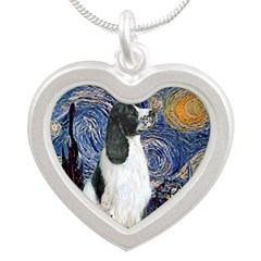 Starry - English Springer7 Necklaces