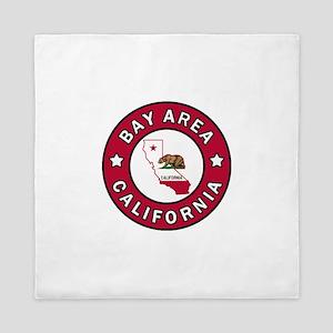 Bay Area Queen Duvet