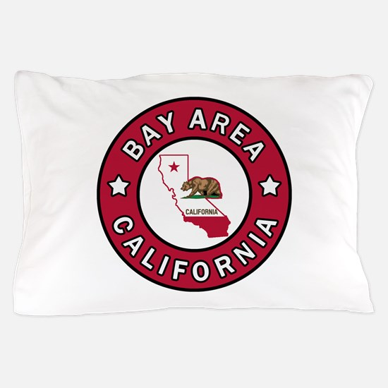Bay Area Pillow Case