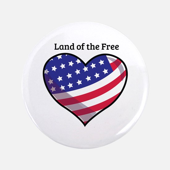 Land Of Free Button