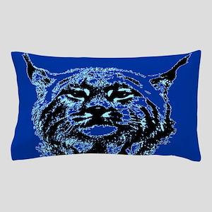 Lynx Blue Pillow Case