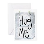 Hug Me Greeting Cards (Pk of 20)