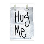 Hug Me Mini Poster Print