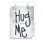 Hug Me Postcards (Package of 8)