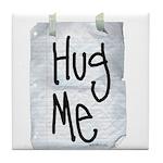 Hug Me Tile Coaster