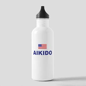 Aikido USA Water Bottle