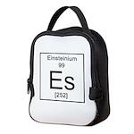 99. Einsteinium Neoprene Lunch Bag