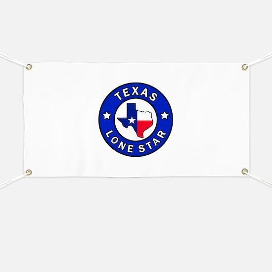 Texas Banner