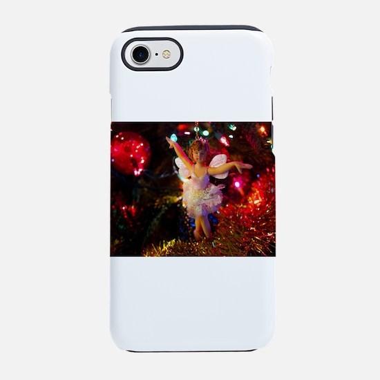 Christmas Fairy II iPhone 7 Tough Case