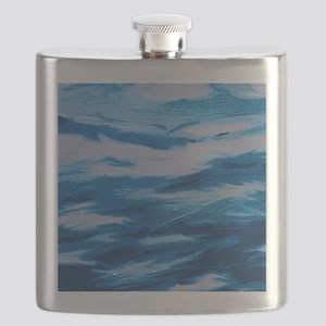 sailboat at night Flask