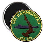 USS HAMMERHEAD Magnet