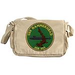 USS HAMMERHEAD Messenger Bag