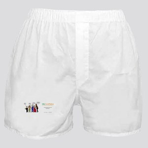 Social Workers- so misunderstood! Boxer Shorts