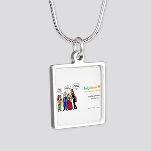 Social Workers- so misunderstood! Necklaces