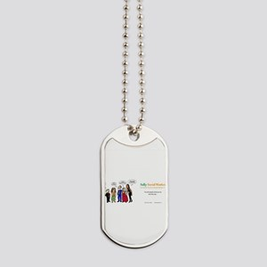 Social Workers- so misunderstood! Dog Tags