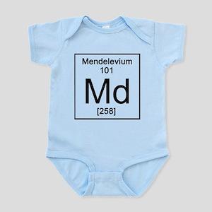 101. Mendelevium Body Suit