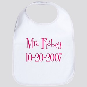 Mrs Robey 10-20-2007 Bib