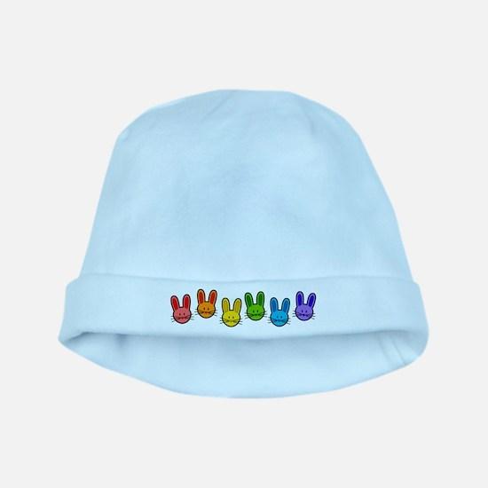 Bunnies baby hat