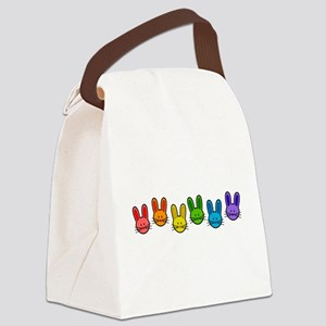 Bunnies Canvas Lunch Bag
