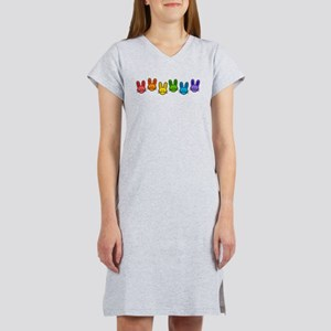 Bunnies Women's Nightshirt