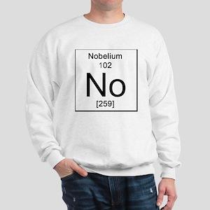 102. Nobelium Sweatshirt