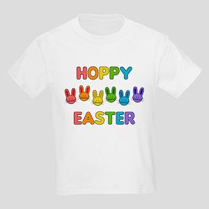 Hoppy Easter - Rainbow Bunnies T-Shirt