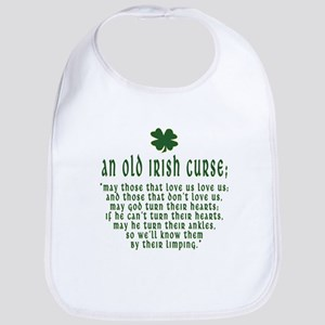 An Old irish curse Bib