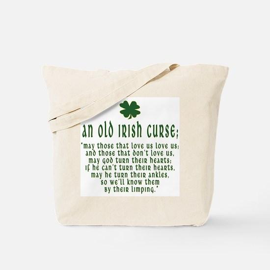An Old irish curse Tote Bag