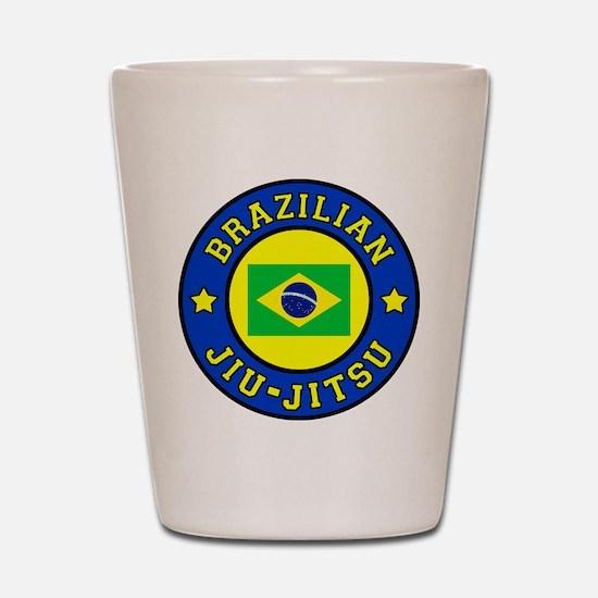 Brazilian Jiu-Jitsu Shot Glass