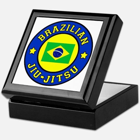 Brazilian Jiu-Jitsu Keepsake Box