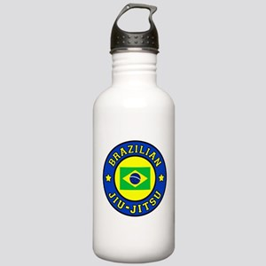 Brazilian Jiu-Jitsu Stainless Water Bottle 1.0L
