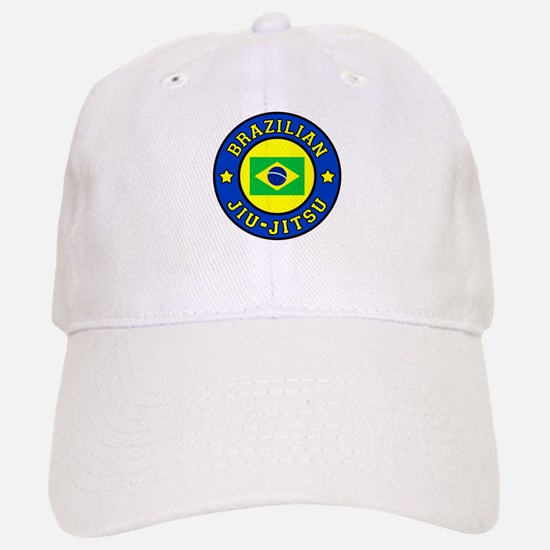 Brazilian Jiu-Jitsu Baseball Baseball Cap