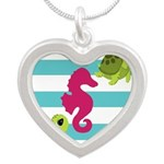 Sea Turtles Seahorse Necklaces