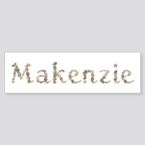 Makenzie Seashells Bumper Sticker