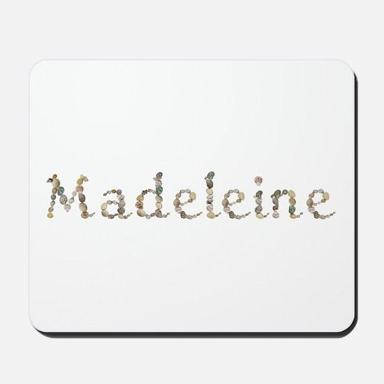Madeleine Seashells Mousepad