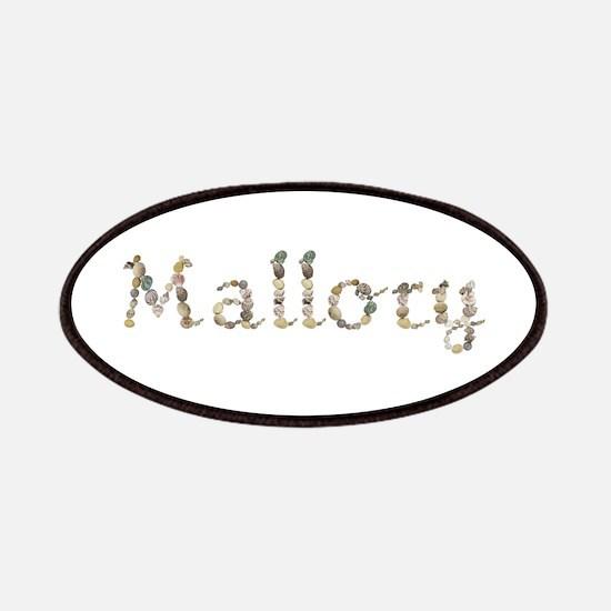 Mallory Seashells Patch
