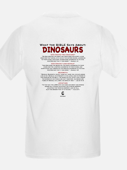 Dinosaurs 3.0 - T-Shirt