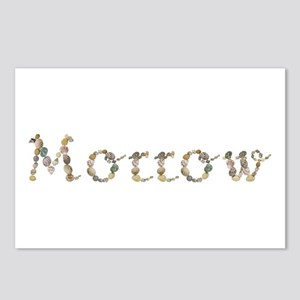 Morrow Seashells Postcards 8 Pack