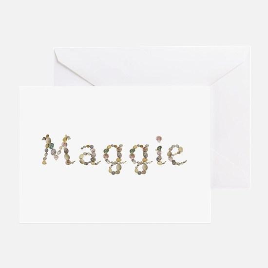 Maggie Seashells Greeting Card