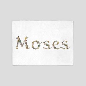 Moses Seashells 5'x7' Area Rug