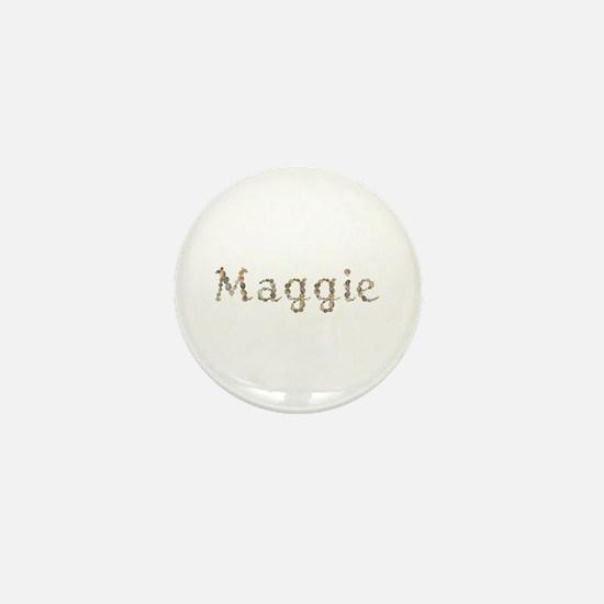 Maggie Seashells Mini Button