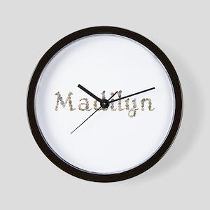 Madilyn Seashells Wall Clock