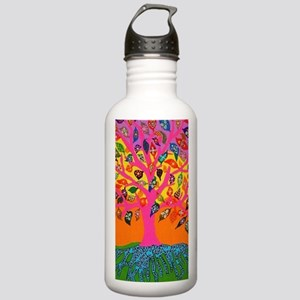 The Root of Knowledge Stainless Water Bottle 1.0L